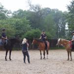Clinic Houding en Zit Marike Liemburg, 3 juni 2018
